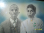 Coleman woolfolk Sr. and Nannie Woolfolk