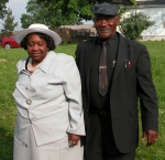 Mabel Claypool Williams & Odell Williams.  Mabel is the daughter of Marie McClelland Claypool & Arthur Claypool
