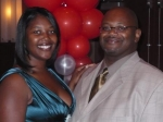 Darrell and Orisa Durggin @ Family Reunion 2007