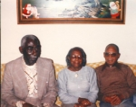John, Allie and Melvin McClelland