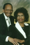 Paul & Jessie Woolfolk.  Paul is the son of Coleman Woolfolk, Sr.